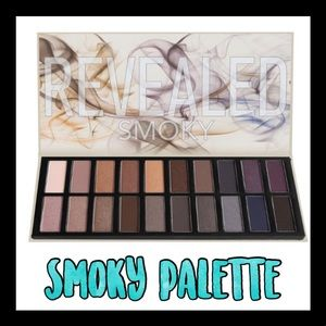 You'll love The Revealed Smoky 20 shadow palette